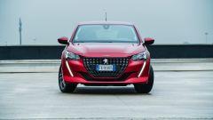 Peugeot 208 2019: vista frontale