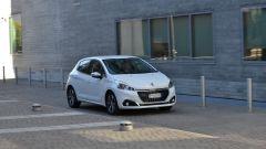 Peugeot 208 a GPL, prova su strada