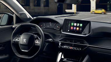"""Peugeot 208 Allure Navi Pack con 3D Connected Navigation da 7"""""""