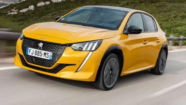 Peugeot 208: Auto dell'Anno 2020