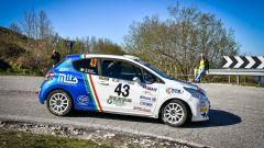 Peugeot Competition 208 Rally: il prossimo appuntamento al Rally del Casentino
