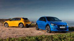 Peugeot 208, dal 2021 nuovo schema allestimenti