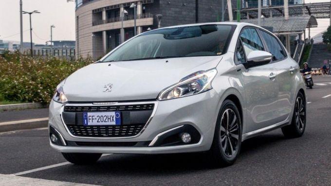 Peugeot 208 di precedente generazione