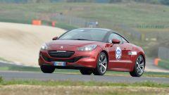 Peugeot 208 GTi vs RCZ THP 200 cv - Immagine: 19