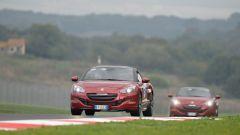 Peugeot 208 GTi vs RCZ THP 200 cv - Immagine: 14