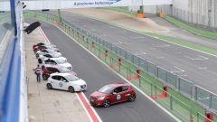 Peugeot 208 GTi vs RCZ THP 200 cv - Immagine: 12