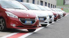 Peugeot 208 GTi vs RCZ THP 200 cv - Immagine: 1