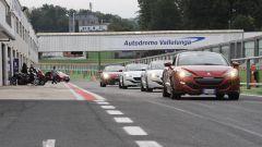 Peugeot 208 GTi vs RCZ THP 200 cv - Immagine: 9