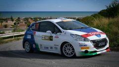 Peugeot Junior al Rally Roma per confermare la leadership del campionato
