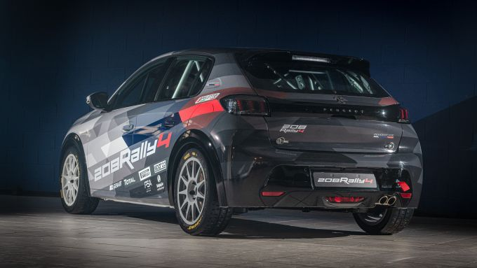 Peugeot 208 Rally 4