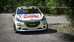 Peugeot 208 Rally Cup Pro - Rally del Casentino