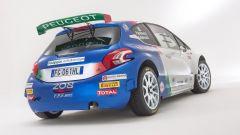 Peugeot 208 T16 - ecco la Peugeot di Paolo Andreucci