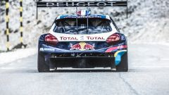 Peugeot 208 t16 - la vettura di Loeb per scalare la Pikes Peak