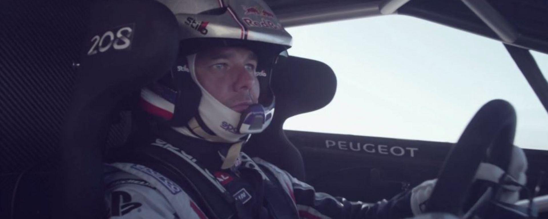 Peugeot 208 T16 Pikes Peak, gli ultimi collaudi