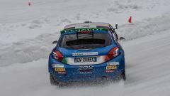 Peugeot 208 T16 Rally: on board sulla neve con Andreucci - Immagine: 3