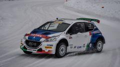 Peugeot 208 T16 Rally: on board sulla neve con Andreucci - Immagine: 1