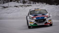 Peugeot 208 T16 Rally: on board sulla neve con Andreucci - Immagine: 5