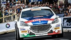 Peugeot 208 T16 - Rally Roma Capitale