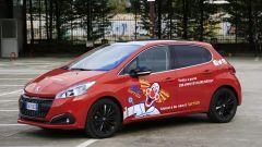Peugeot 208: un impegno per la Onlus Dottor Sorriso - Immagine: 4