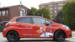 Peugeot 208: un impegno per la Onlus Dottor Sorriso - Immagine: 6