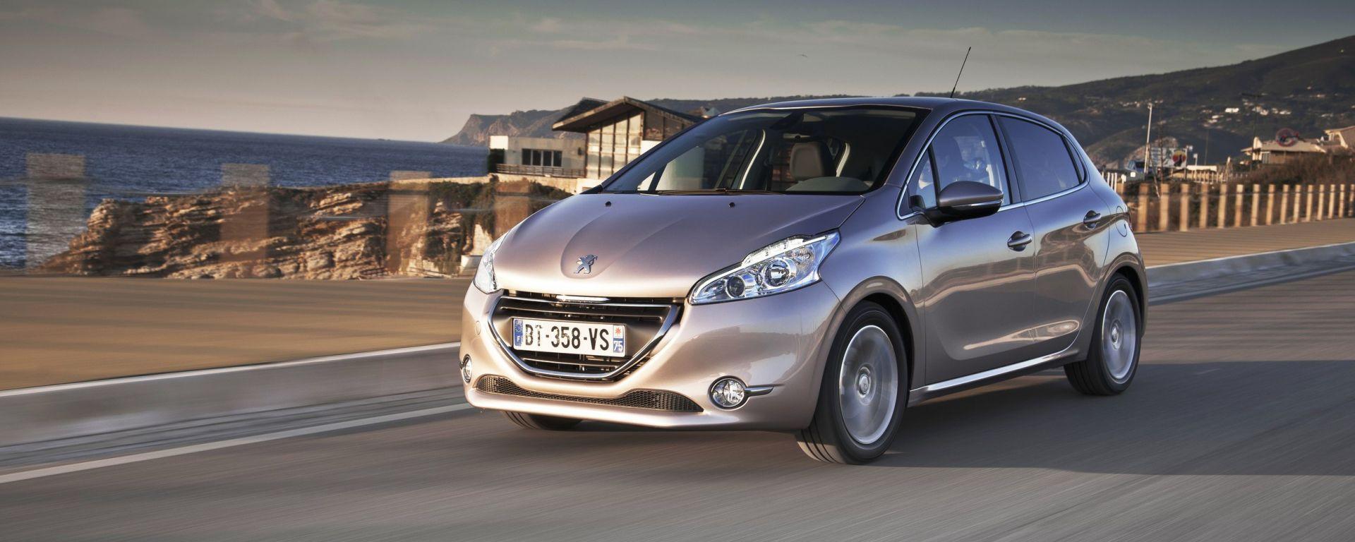 Peugeot 208 1.2 VTi: un jolly per tutti