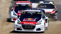 Peugeot 208 WRX - Rallycross 2017