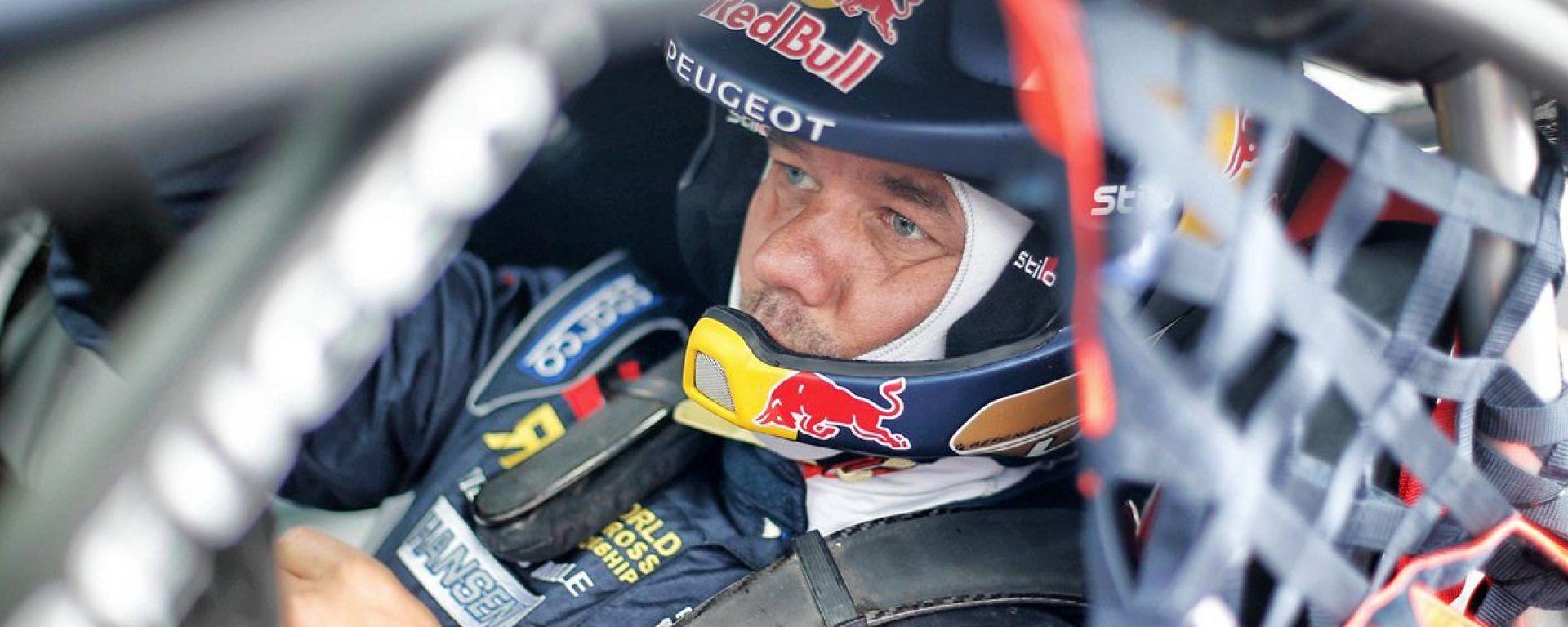 Peugeot 208 WRX - Team Hansen - Sebastien Loeb