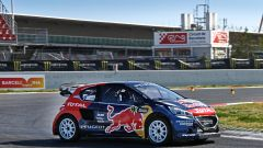 Peugeot 208 WRX Team Hansen - WRX GP Spain