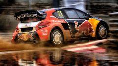 Peugeot 208 WRX - Team Hansen