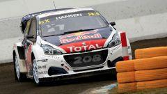 Peugeot 208 WRX Team Hansen