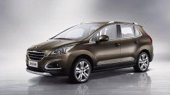 Peugeot 3008 2013: dalla Cina con stupore - Immagine: 2