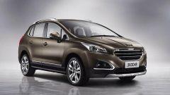 Peugeot 3008 2013: dalla Cina con stupore - Immagine: 1