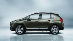 Peugeot 3008 2013: dalla Cina con stupore - Immagine: 5