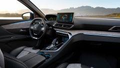 Peugeot 3008 2021, gli interni