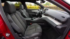 Peugeot 3008 2021, i sedili anteriori