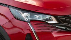 Peugeot 3008 2021, il gruppo ottico anteriore