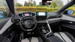 Peugeot 3008 2021, la plancia