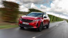 Peugeot 3008 2021, la prova su strada