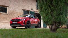 Peugeot 3008 2021, vista 3/4 anteriore