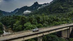 Peugeot 3008: allestimento off-road  in Vietnam