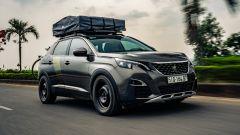 Peugeot 3008: allestimento off-road per la corsa in Vietnam