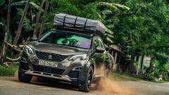 Peugeot 3008: allestimento off-road