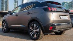 Peugeot 3008 Anniversary: dettaglio del posteriore