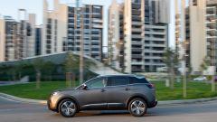Peugeot 3008 Anniversary: fiancata sinistra