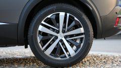 Peugeot 3008 Anniversary: i cerchi specifici da 19 pollici