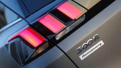 Peugeot 3008 Anniversary: il badge identificativo del modello