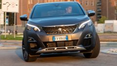 Peugeot 3008 Anniversary: il frontale