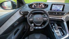 Peugeot 3008 Anniversary: la plancia