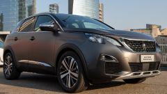 Peugeot 3008 Anniversary: vista 3/4 anteriore