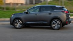 Peugeot 3008 Anniversary: vista laterale